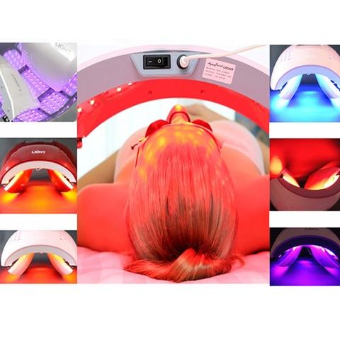 pdt mascara rejuvenescimento da pele apertar acne rugas removedor dispositivo