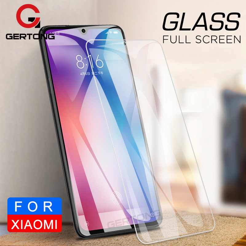 Screen Protector Tempered Glass For Xiaomi Redmi 7 Note 7 6 Pro 5 Plus Mi 9 8 Mi9 SE Mi8 Lite HD Protective Cover Film
