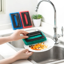 Kitchen Cleaning Brush Magic Strong Decontamination Bathroom Household Tools Multi-Functional Dish Toilet Cleaner