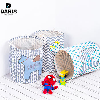 Toy Storage Bag For Toys or Laundry Bag