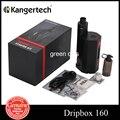 Original Kanger Dripbox 160 Starter Kit com 7 ml Capacidade Subdrip RDA Atomizador e TC 160 W Dripmod 160 pré-a ordem