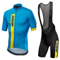 2017 Mavic Quick Dry Short Sleeve Cycling Clothing Breathable Bike Riding Wear Ropa Ciclismo Bicycle Jersey