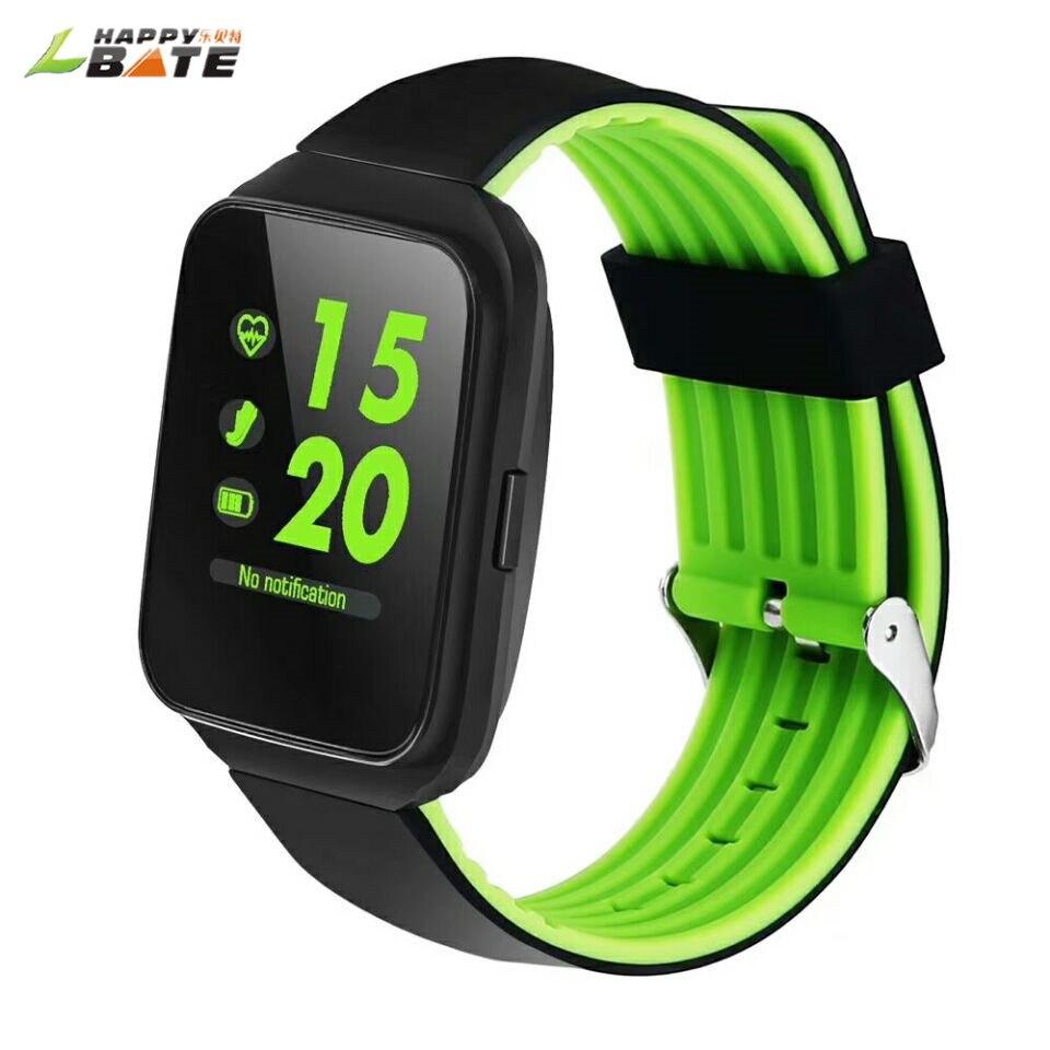 Z40 inteligente relógio Bluetooth Moda Impermeável Sport Heart Rate Monitor Esfigmomanômetro Passo Monitor de Sono Pulseira de Saúde