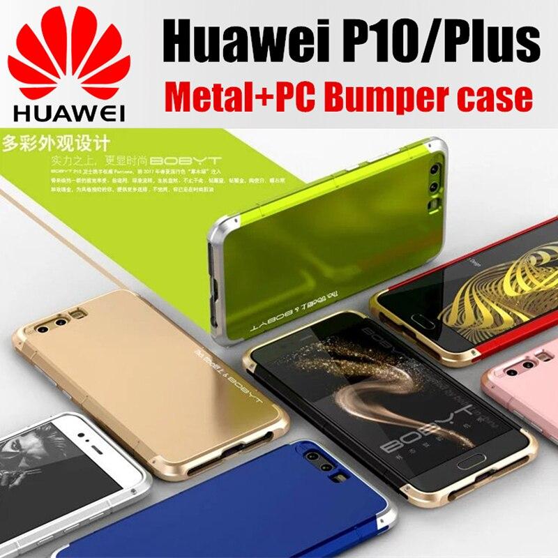 bilder für Huawei p10 fall Wächter serie metall + PC handwerk rüstung stoßfängerabdeckung luxus matte form für huawei p10 plus design durch BOBYT