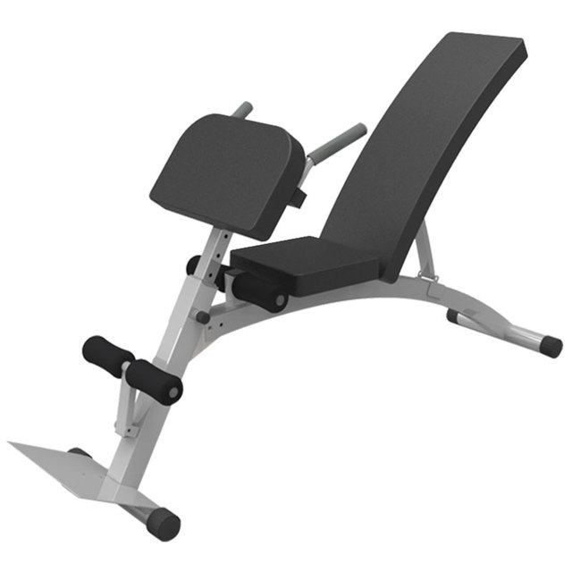 AB Bench Fitness Machine For Home Exercise Waist Hip Thigh Gym Equipment