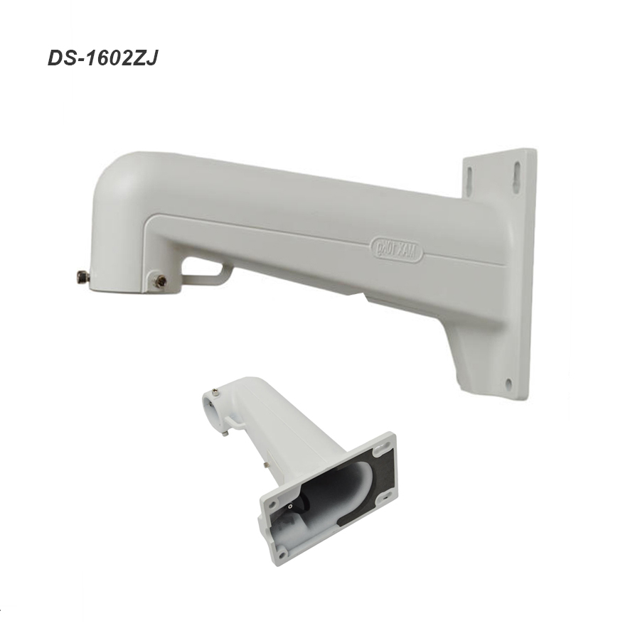 цена на CCTV Security DS-1602ZJ Aluminum Alloy Wall Mount Bracket for Surveillance HIKVISION Speed Dome PTZ Camera