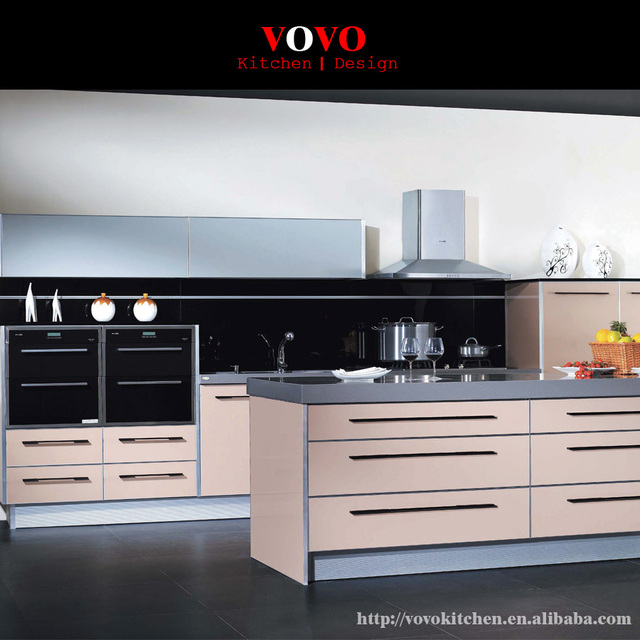Apartment kitchen cabinet design wholesale-in Kitchen Cabinets from ...
