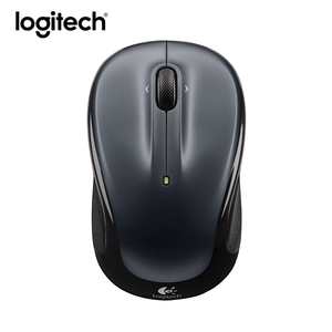 Image 1 - Logitech M325 Wireless Mouse Gaming Lap Top PC Gamer Genuine Optical 1000dpi Tracking Unifying Nano Receiver Computer Mouse