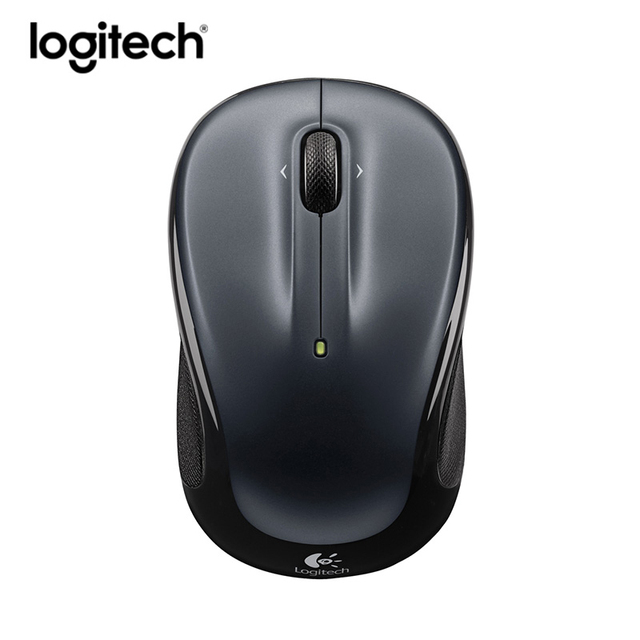Logitech M325 Wireless Mouse Gaming Lap Top PC Gamer Genuine Optical 1000dpi Tracking Unifying Nano Receiver Computer Mouse