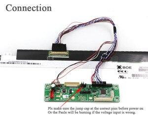 Image 5 - Đa Năng 1 Ch 8 Bit 40 Chân 40 Pin Đơn 8 LVDS Cáp Cho Laptop Notebook Bảng LED Ma Trận màn Hình