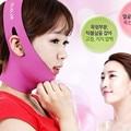 Cuidados de saúde Fina Máscara Facial Slimming Fina Massagem Queixo Duplo Cinto de Cuidados Com A Pele Fina Rosto Bandage STT671