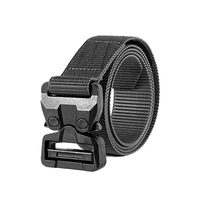 OneTigris Cobra Buckled Belt 1.5 Military Gun Belt Molle Operator Gun Pistol Belt EDC Airsoft Rigger Strap Men Belts