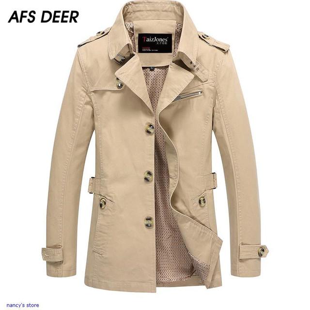 Marca de Moda 2016 versão Coreana homens jaqueta de inverno homens de Negócios jaqueta de Algodão quente Bonito Todos Os Dias roupa Morna do inverno 1306