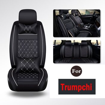 Auto products CAR PASS Breathable PU Leather Car Seat Cover Composite Sponge Inside For Trumpchi Ga3 Ga5 Gs5 Gs4 Ga6