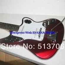 Пользовательские винно-красная электрогитара высокого качества гитары из Китая