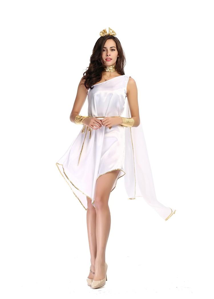 ohcos leopatra costume ladies cleopatra roman toga robe greek