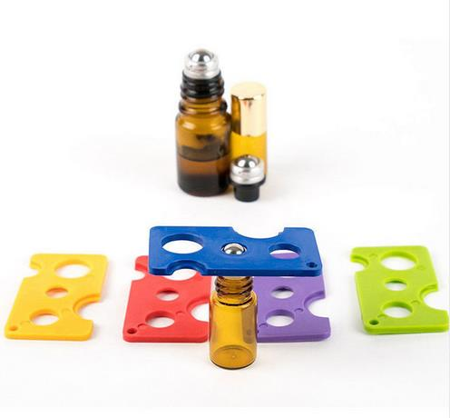 Random Color Essential Oils Bottle Opener Key Tool Remover For Roller Balls And Caps On Most Bottles 2pcs/lot