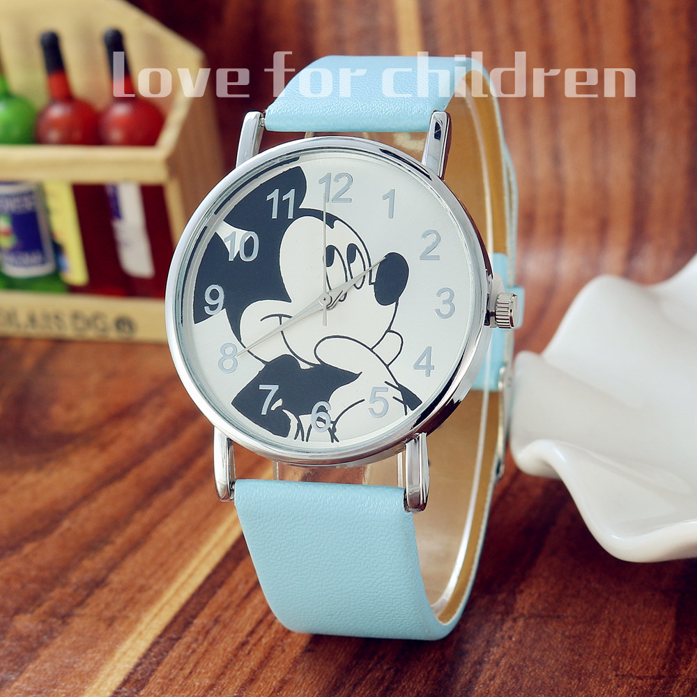 Cheap Price Hot Sales Lovely Cartoon Anime Childrens Watches Girls Boys Fashion Crystal Dress Children Quartz Wristwatches Kids Watch Clock Buy One Get One Free Children's Watches
