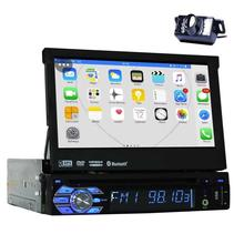 Backup Camera 2GB 7 Single Din Android 6 0 Car DVD Player with Bluetooth font b