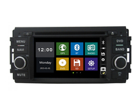 6 2 Car DVD Player With GPS Opt Audio Radio Stereo USB BT TV Canbus Car