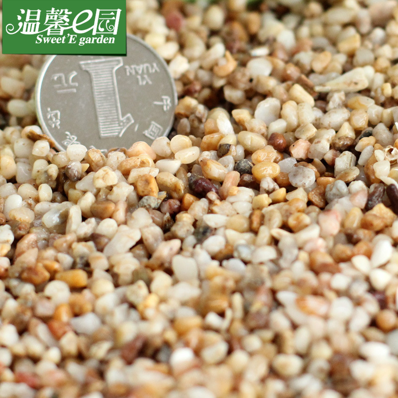 Fish-Accessories Sand-Stone Aquarium Moss Micro Landscape Beach 1-Bag Supply Fine
