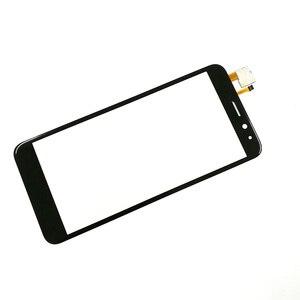 """Image 2 - 4.95 """"mobilny ekran dotykowy do Fly życie kompaktowy dotykowy digitalizator do szkła ekranu szkło przednie do odpowiednio zaplanować podróż życia kompaktowy telefon komórkowy + narzędzia"""
