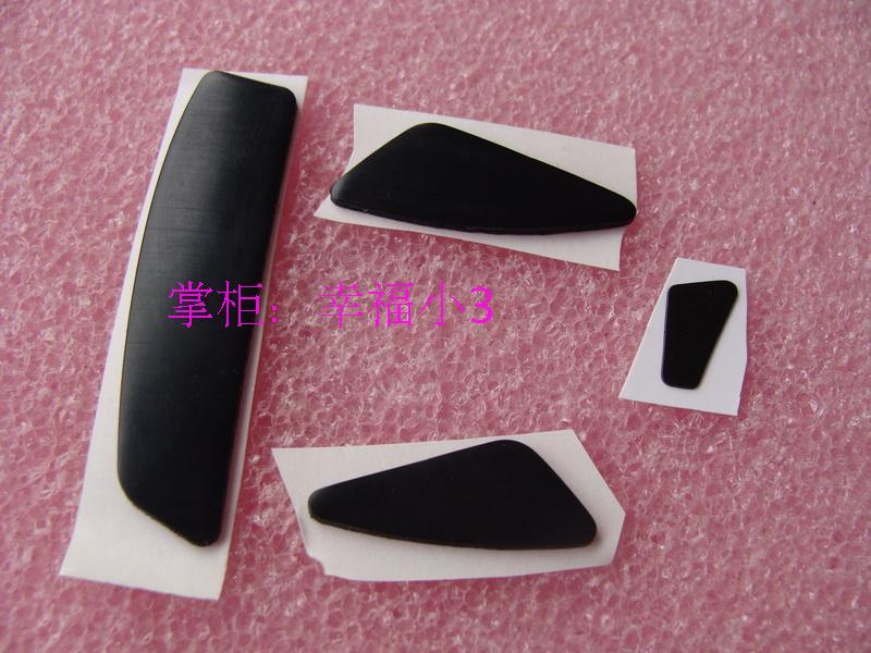Original 3M Teflon 1mm Mouse Feet Mouseskate For Logitech M705 Thicken Mouse Sticker For Gaming Mouse Free Shipping