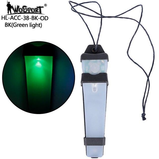 show original title Details about  /Helmet Flashlight WST Tactical Signal Light Survival Lamp Sling Climb Picnic