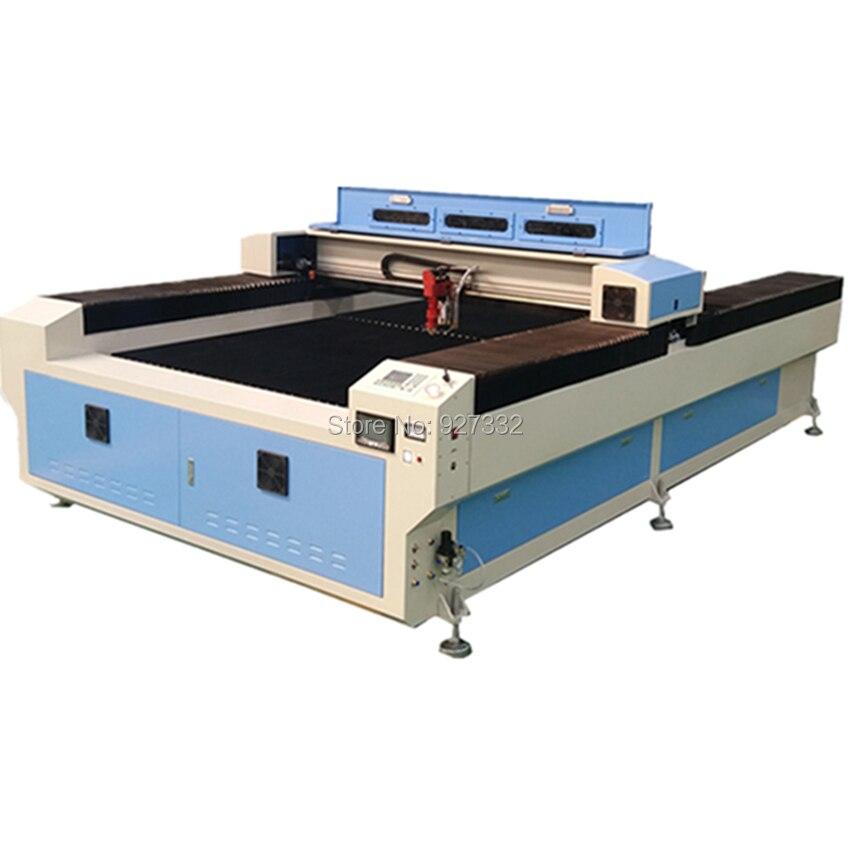 4*8ft Co2 Laser Metal Cutting Machine/ 2mm Stainless Steel Laser Cutting Machine Price