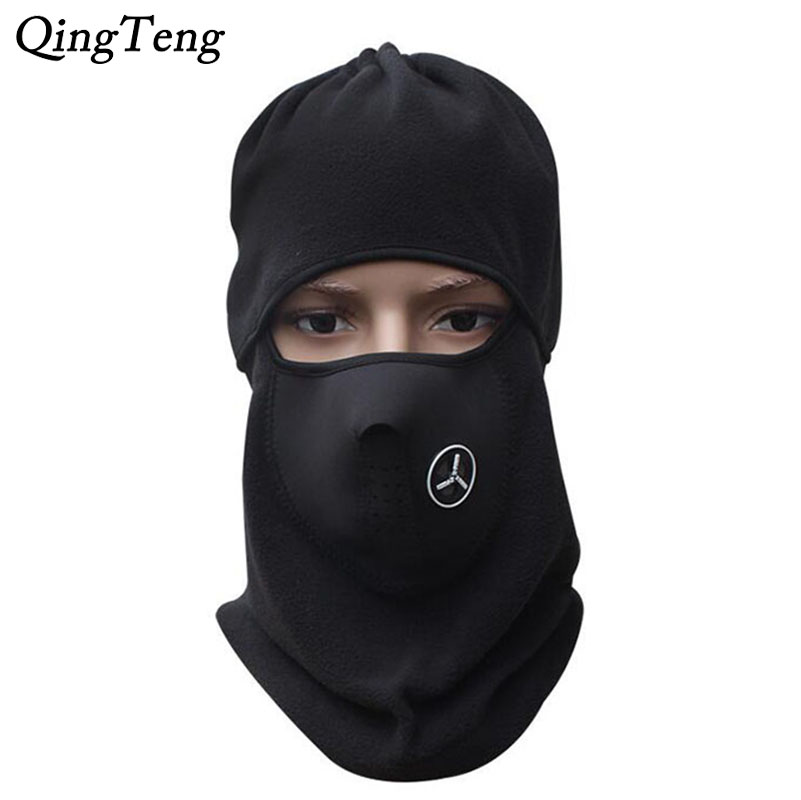 Pens, Pencils & Writing Supplies Honest Men Women Winter Warm Full Face Cover Anti-dust Windproof Mask Scarf Hat Headgear For Outdoor Cycling Face Mask Non-Ironing