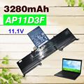 11.1V 36.4Wh Li-polymer laptop battery for Acer AP11D3F 3ICP5/67/90 KB1097 for Aspire S3 Ultrabook 13.3 S3-951-2464G34iss