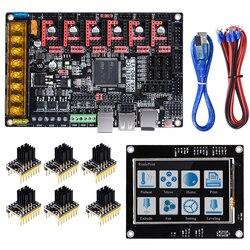 BIGTREETECH SKR PRO V1.1 Besturingskaart 32 Bit VS SKR V1.3 Board + TMC2208 UART TMC2130 3D Printer Onderdelen + TFT35 Screen MKS Ramps 1.4
