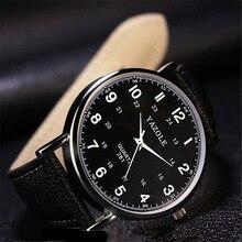 YAZOLE Reloj de Cuarzo Hombres Relojes de Primeras Marcas de Lujo Famoso Reloj Masculino reloj de Cuarzo Relogio masculino Relog Hodinky Ceasuri