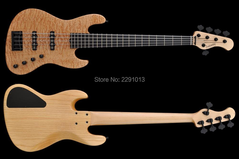 best 5 strings bass guitar best accessories best workmanship free shipping in guitar from sports. Black Bedroom Furniture Sets. Home Design Ideas