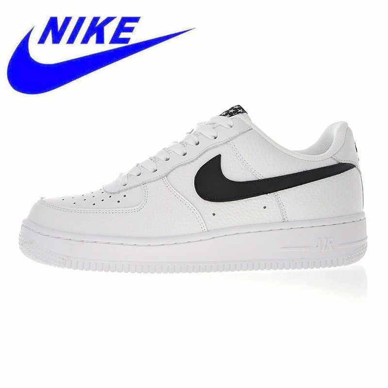 103 Nike ShoesWhiteShock Force Air Men Lightweight Absorption Original Wear Aa4083 '07 Walking Resistant 1 Breathable uTlKc513FJ