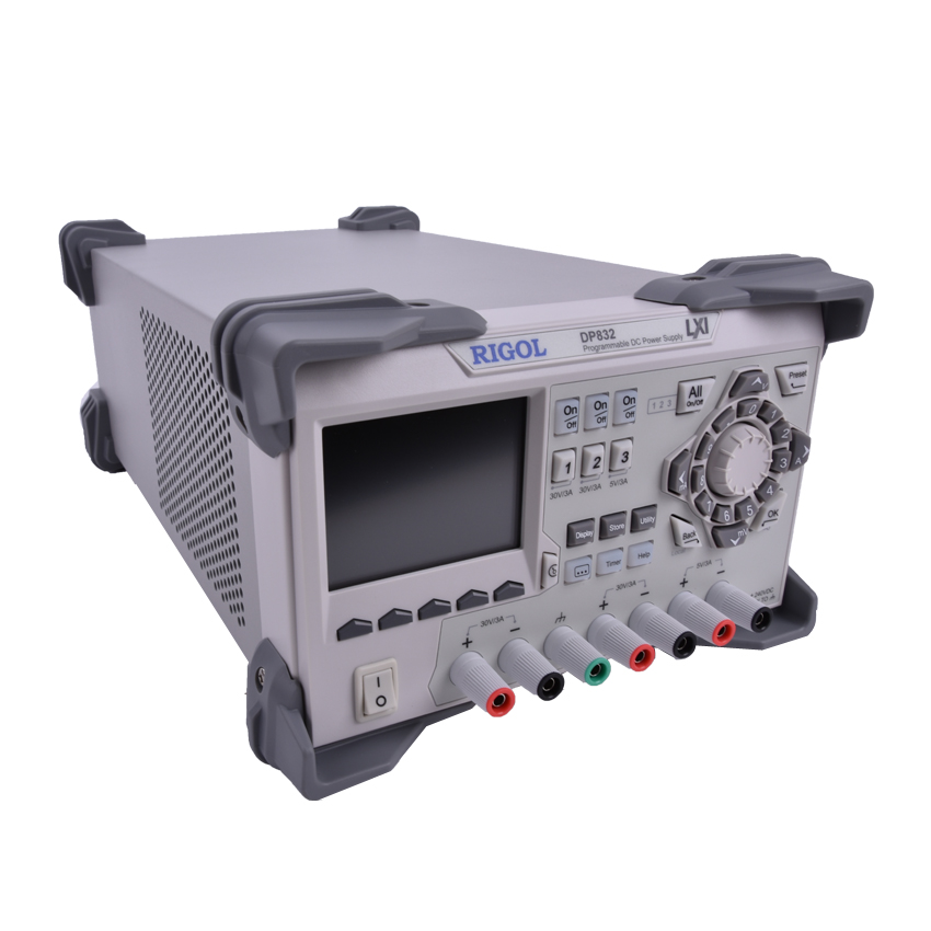 1PC Rigol DP832 Programmable Linear DC Power Supply 3 Channels