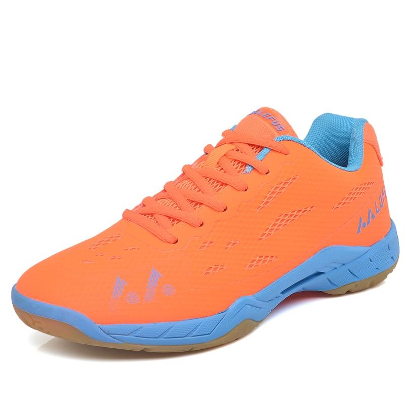 PINSV Badminton Shoes Women Men Sneakers Women S Sneakers Training  Breathable Anti Slippery Light Sneakers Krasovki Men 2017-in Badminton Shoes  from Sports ... 2c296a08e9