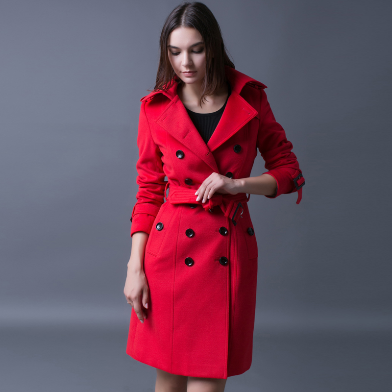 Compare Prices on Cashmere Coat Red- Online Shopping/Buy Low Price ...