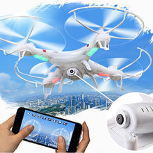 KAINISI RC Drones 2MP HD CAM WIFI FPV Real time 2 4G Quadcopter 6 Axis Headless