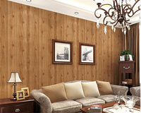 Beibehang 3D American Style Papel De Parede Wallpaper Ceiling Chinese Living Room Clothing Store Stereoscopic Wood