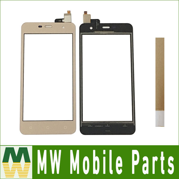 For <font><b>Prestigio</b></font> Muze G3 Lite <font><b>PSP3511</b></font> Duo Touch Screen Digitizer Replacement Part Gold Black Gold Color With Tape image