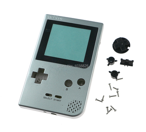 Image 3 - Replacement Repair Full Shell Housing Pack Case Cover full housing shell case with buttons For Game Boy Pocket GBP