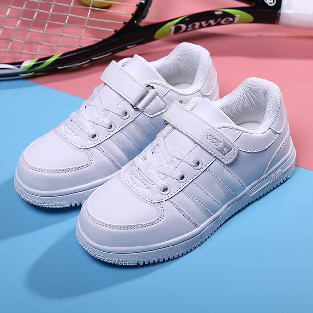 f3458d4e5b8d7 Kids Shoes Running Children Air Athletic Ultras Superstar Genuine Smiths  Wading Boy Boost Enfant Girl All White Max Sneakers