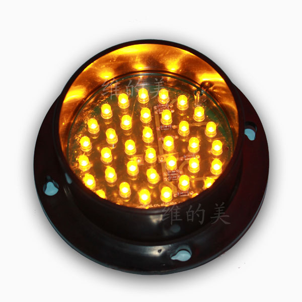 WDM Brand Factory Seller Malaysia Market 85mm Arrow Board Module Amber Flashing Light