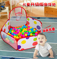 2016 best selling niños niños juguete océano portátil piscina de bolas piscina herramienta Kids juego