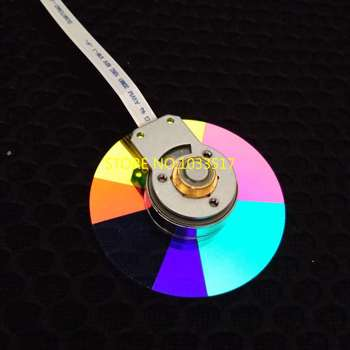 New Original Projector Color Wheel For HITACHI HCP-DX300 HCP-DX320