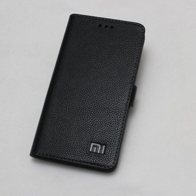 best sneakers b5429 485f9 Redmi Note 5 Pro Case Genuine leather Shockproof Back Cover Flip Case for  Xiaomi Redmi Note 5 / Note 5 Pro Global 5.99inch