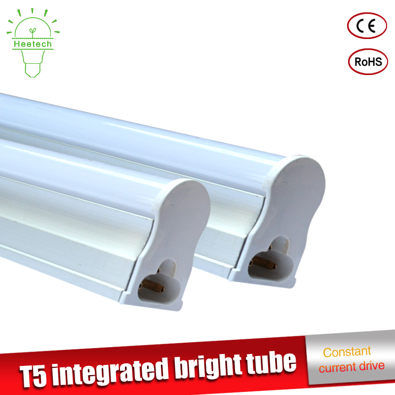 10pcs/lot <font><b>LED</b></font> Integrated Tube <font><b>T5</b></font> 120cm 60cm 30cm 6w 10w <font><b>18w</b></font> SMD2835 AC85-265V <font><b>led</b></font> tube light warmwhite/coolwhite Free shipping image