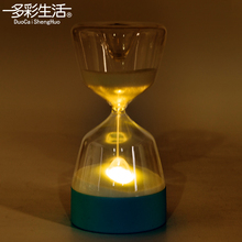 Shower Sand Timer Clock Glass Hourglass Toothbrush Timer Hour Glass Sand Timer Hourglass Set 15 Minutes For Cleaning Teeth wall mounted rotating sauna wooden hourglass white sand timer 15 minutes