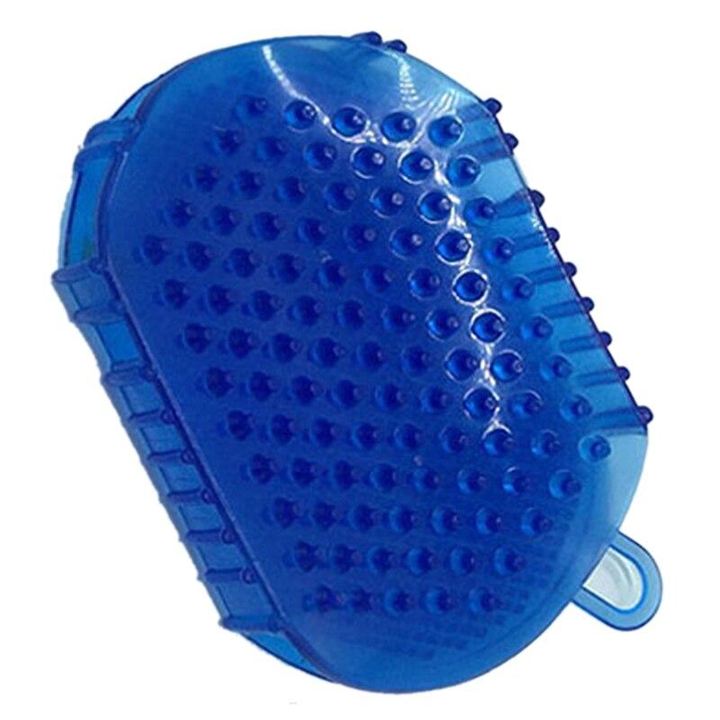 1Pcs Soft Silicone Massage Scrub Gloves For Peeling Body Bath Brush Exfoliating Gloves Footbrush For The Bath Body Brush